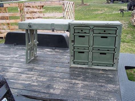 Surplus Desk by Surplus Army Field Desk Portable Folding Or C