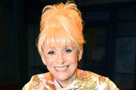 Barbara Windsor in 'high spirits' as she sings and dances ...