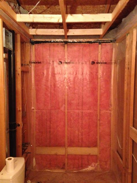 vapor barrier bathroom what is correct vapour barrier method for bathroom ceiling in a bungalow in canada home