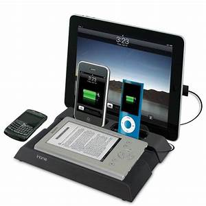Ipad Iphone Ladestation : ihome ib969 ladestation setzt ipad ipod iphone blackberry und ereader unter strom foerderland ~ Sanjose-hotels-ca.com Haus und Dekorationen