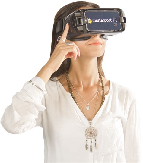 virtual reality content creation matterport