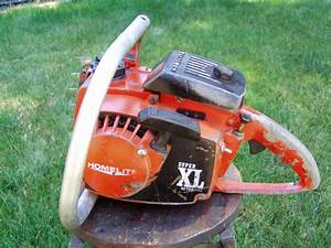 Running Chainsaws For Sale