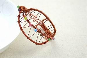Diy Art Crafts Extraordinary Leaf Shape Wire Bracelet