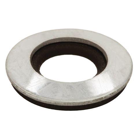 Kitchen Hardware Ideas - everbilt 1 4 in galvanized bonded sealing washer 4 piece 806738 the home depot