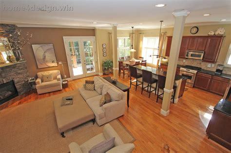 Living Room Open Floor Plan Paint  Best Site Wiring Harness