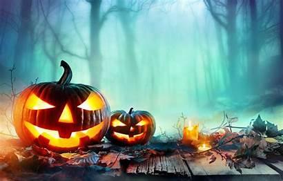 Pumpkin Autumn Halloween Wallpapers October Happy