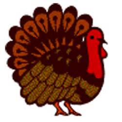 free thanksgiving turkey clip clipartsgram