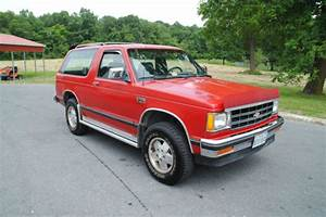 1988 Chevy S10 Blazer Pictures to Pin on Pinterest - PinsDaddy