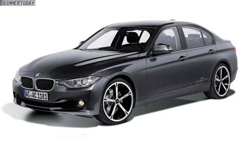 bmw f30 felgen ac schnitzer accessories for the new f30 bmw 3 series
