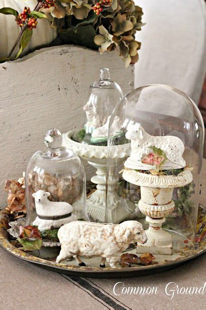 Flirting With Fall  Antique Christmas Pinterest
