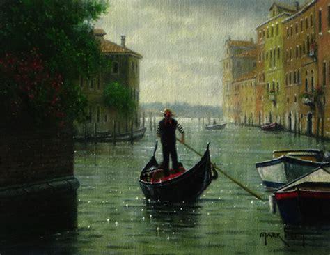 imagenes arte pinturas vistas de venecia en pintura