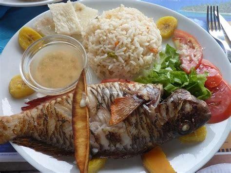 poisson cuisine poisson grille cuisine creole guadeloupe delicious