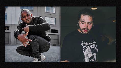 Post Malone & Kendrick Lamar  Deja Vu Ft Drake (remix