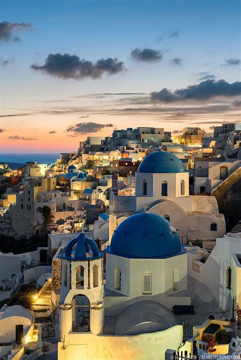 Oia Santorini Greece Travel Pinspirations Pinterest