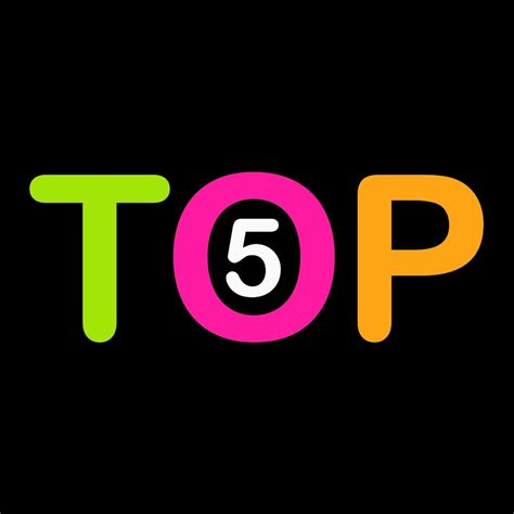 Canal TOP5 - YouTube