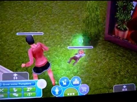 sims freeplay the amazing sliding baby youtube
