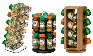 Carrousel à épices : carrousels pices avec pots groupon shopping ~ Teatrodelosmanantiales.com Idées de Décoration