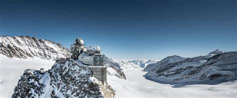air reserver siege jungfraujoch top of europe jungfrau ch