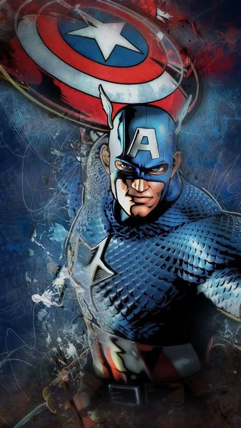 Avengers Portrait Wallpapers - Wallpaper Cave