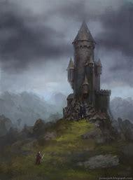 Wizards Tower Art