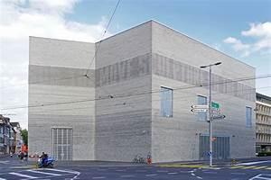 Le Nouveau B U00e2timent Du Kunstmuseum  B U00e2le  Suisse