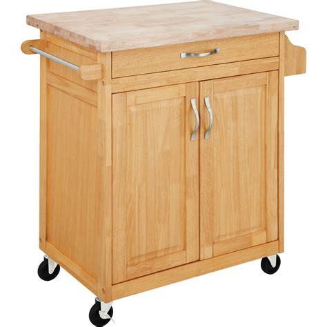 Mainstays Kitchen Island Cart, Multiple Finishes  Ebay