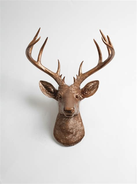 Bronze Resin Deer Head Wall Mount, The Xl Bennett Faux. Living Room Chairs On Sale. Light Wood Dining Room Sets. Living Room With Purple Sofa. Decorative Flags For Flag Poles. Christmas Tree Decorations Wholesale. Small Decorative Cabinet. Decoration Ideas For Bedrooms. Candle Holder Wall Decor