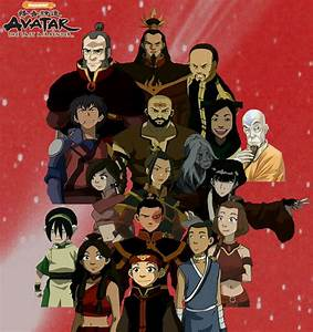 Avatar: The Last Airbender images Avatar characters HD ...