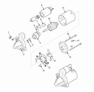 Hyundai Sonata  Starter Components And Components Location