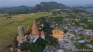 Tiger Cave Temple – Thailand from Above
