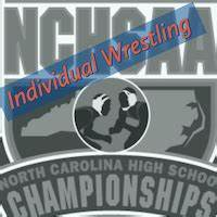 NCHSAA 2019 Individual Wrestling Championships Day 2 Round ...