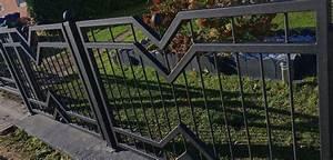Zäune Aus Polen Mit Montage : md zaun metallz une aus polen modern metall za ne und schiebetore mit montage ~ Buech-reservation.com Haus und Dekorationen