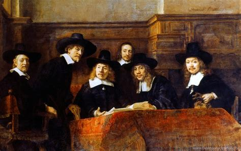 Rembrandt Van Rijn Wallpapers Desktop
