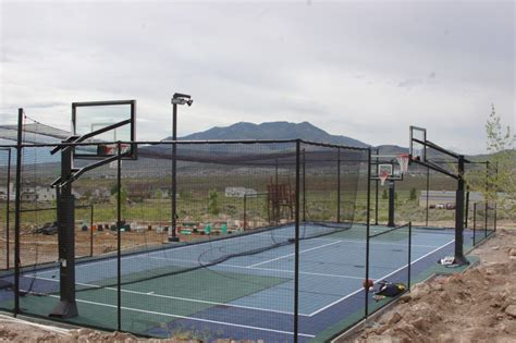 Batting Cage Backyard by Residential Batting Cage Backyard Batting Cage