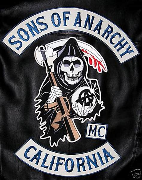 sons of anarchy patches samcro sons of anarchy a line wiki fandom