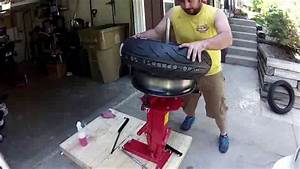 Machine A Pneu Moto : d monte pneu manuel professionnel youtube ~ Melissatoandfro.com Idées de Décoration