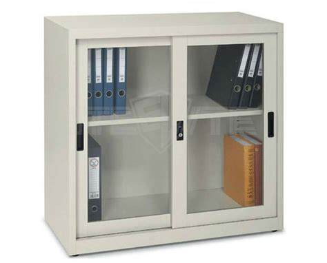 metal and glass kitchen cabinet doors white steel file cabinet with glass doors flat packing 9743