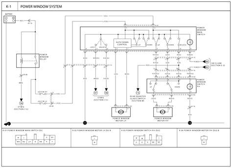 2001 kia sportage stereo wiring diagram schematic wiring