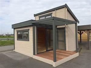 Construire Un Bureau : studio de jardin sans permis de construire en bois pas cher ~ Melissatoandfro.com Idées de Décoration