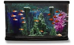 fish aquarium tank supplies and decorations bundle petsmart national geographic