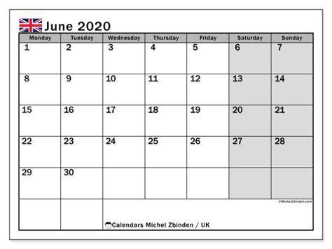 calendar june  uk michel zbinden en