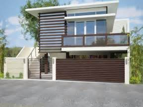 Image of: Philipphine Modern Gate Design Joy Studio Design Gallery Design The Dramatic Fence Designs For Your Front Yard