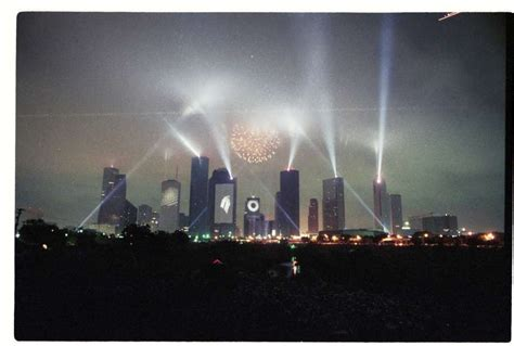 Light Show Houston by Investment Pouring Into Harris County And Research