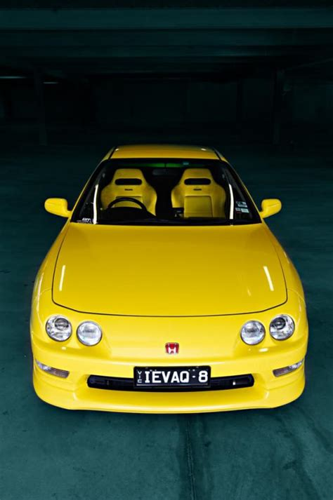 hondaacura integra type  special edition models