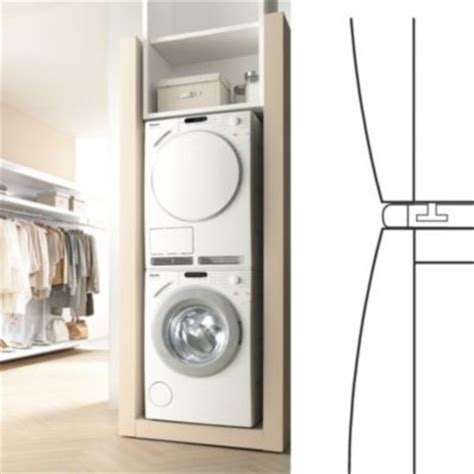 kit lave linge seche linge superposable kit de superposition votre recherche kit de superposition boulanger