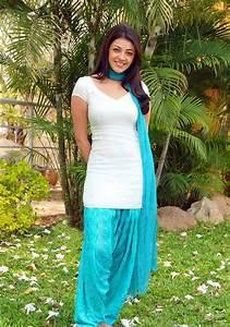 Kajal Aggarwal-Patiala Suit Look Gorgeus ~ Taste Wallpapers