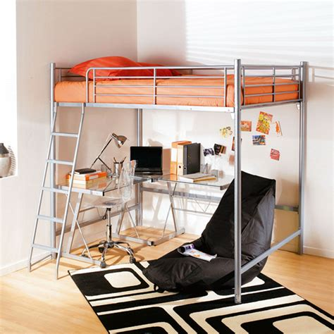 lit mezzanine avec bureau conforama lit mezzanine 2 places avec bureau but bureau idées de