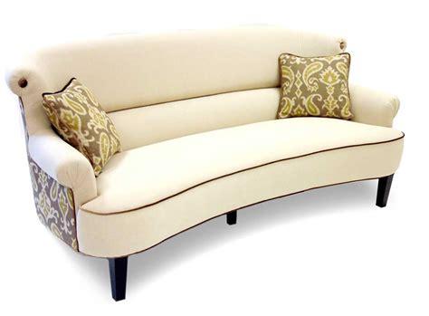 ikat settee armen living deerfield ikat fabric sofa set green and