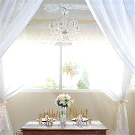 pipe drape pipe drape chandelier canopy