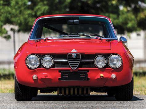 Alfa Romeo Gtam by Rm Sotheby S 1968 Alfa Romeo 1750 Gtam 2016